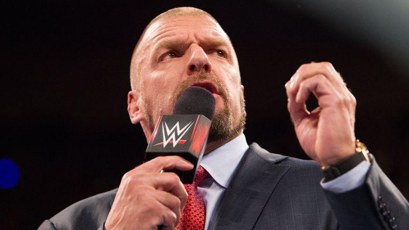 Triple H (Photo: WWE)