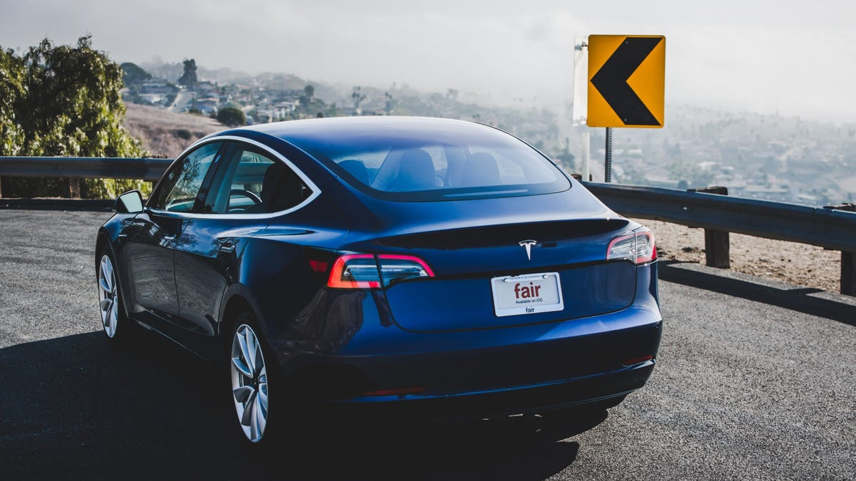 The Tesla Model 3 Makes The Future Feel Normal