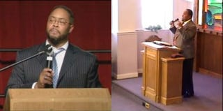 Pastor Allyn Waller; Pastor Jonathan Ford (YouTube)