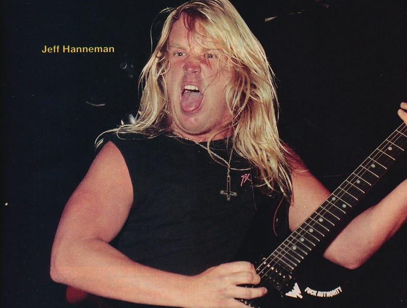 Illustration for article titled Mája ölte meg a Slayer gitárosát, nem a húsevő baktérium