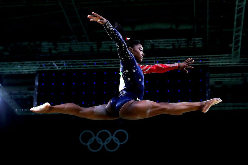 OLYMPICS - Biles miles ahead of the rest