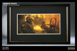 Illustration for article titled For The Discerning Art Collector/Halo Fan