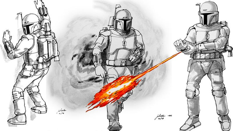 Illustration for article titled 10 Things You Probably Didn't Know About Star Wars