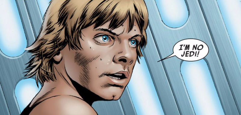 Illustration for article titled When Luke Skywalker Sucked at Being a Jedi