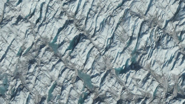 The Arctic Ocean Was Once Filled With Fresh Water, New Research Suggests