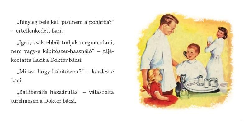 Illustration for article titled Egy szuper népnevelő képeskönyv a NER-ről, kötelező olvasmány!