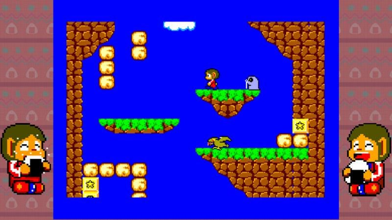 A Ton Of Classic Sega Games Are Coming To The Switch