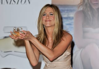 Illustration for article titled No One Wants To Smell Like Jennifer Aniston?
