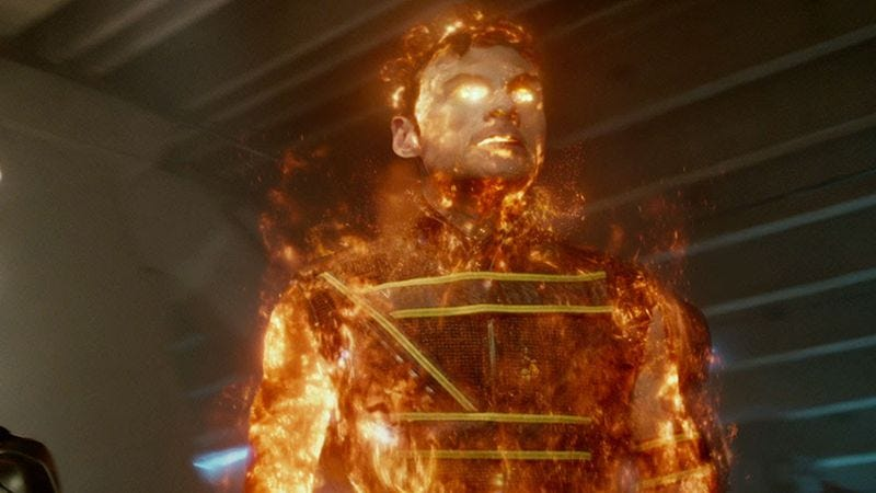Adan Canto as Sunspot in X-Men: Days Of Future Past (2014)