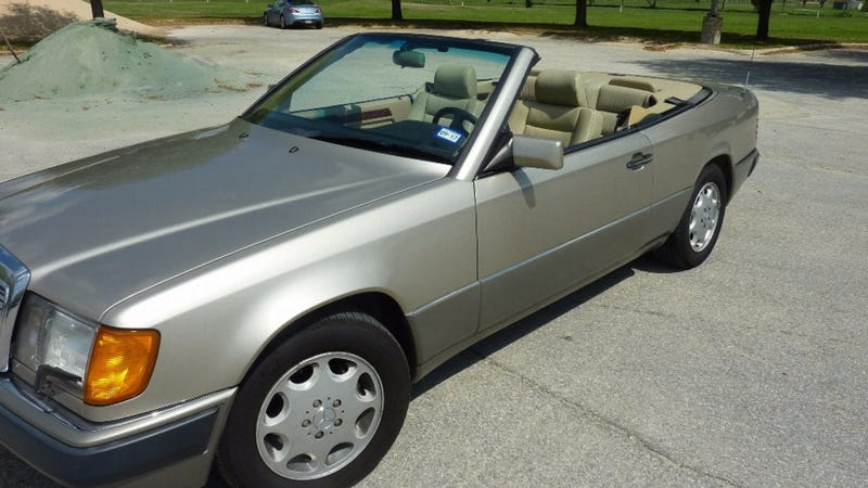 For 7 700 could this 1993 mercedes 300ce be your summer for 1993 mercedes benz 300ce