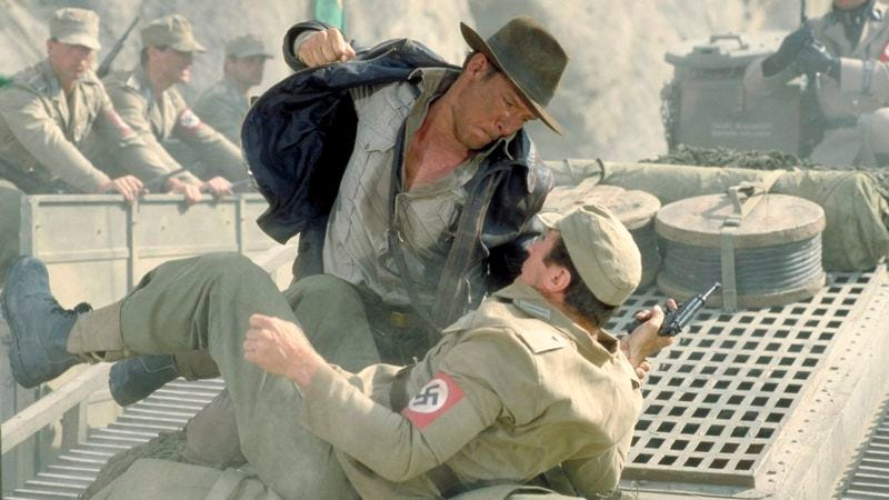 Photo: Indiana Jones And The Last Crusade
