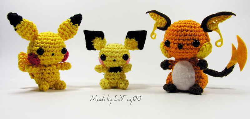 Illustration for article titled These Stuffed Pokémon Dolls Are Way Too Freakin Cute