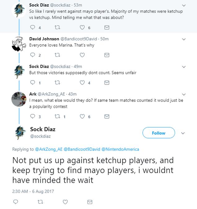 Mayo Won Splatfest, But Some Splatoon 2 Players Worry The