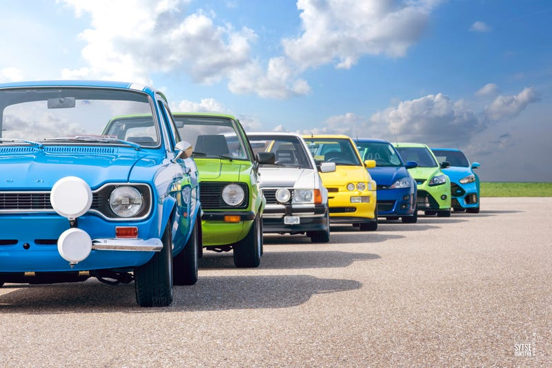 Your Ridiculously Awesome Ford RS Wallpaper Is Here