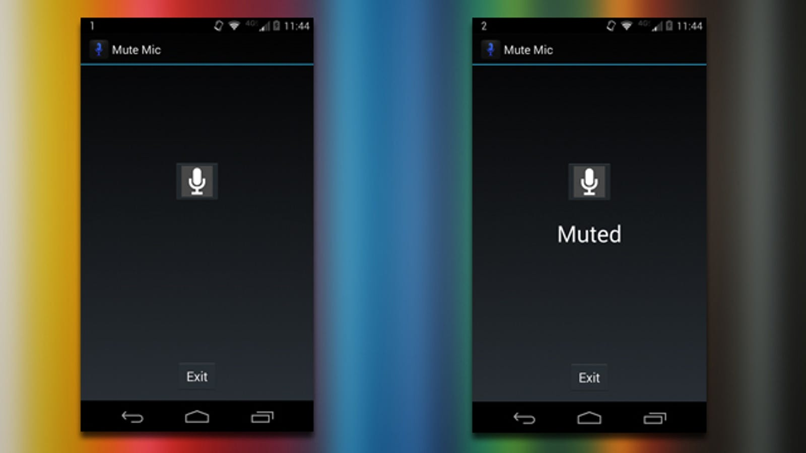 Mute Mic Prevents Your Phone's Microphone From Recording Audio