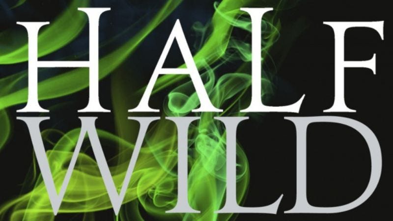 Illustration for article titled Win a copy of Half Wild, the brand new YA sequel from Sally Green