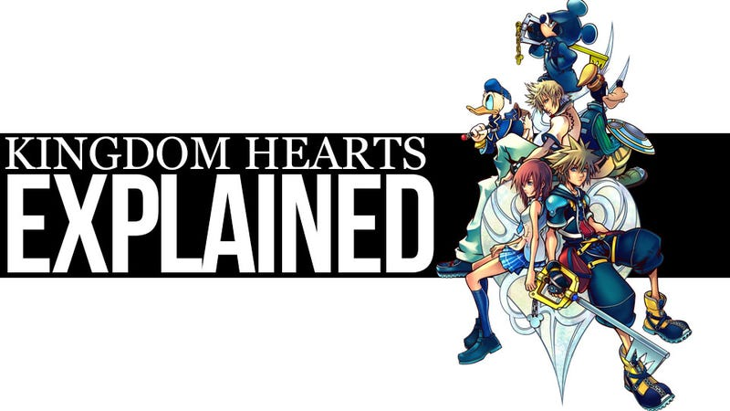 What The Hell Is Kingdom Hearts A Beginner S Guide To Square Enix S