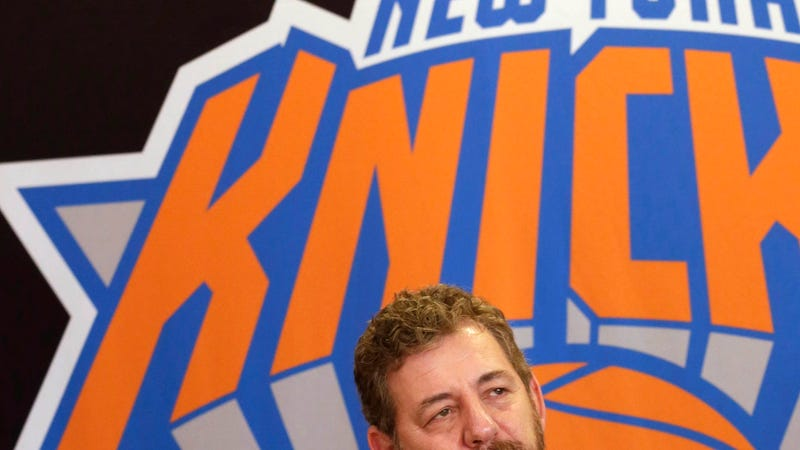 "Illustration for article titled NBA Backs Dolan, Says Knicks CEO ""Is A Consummate New Yorker"""