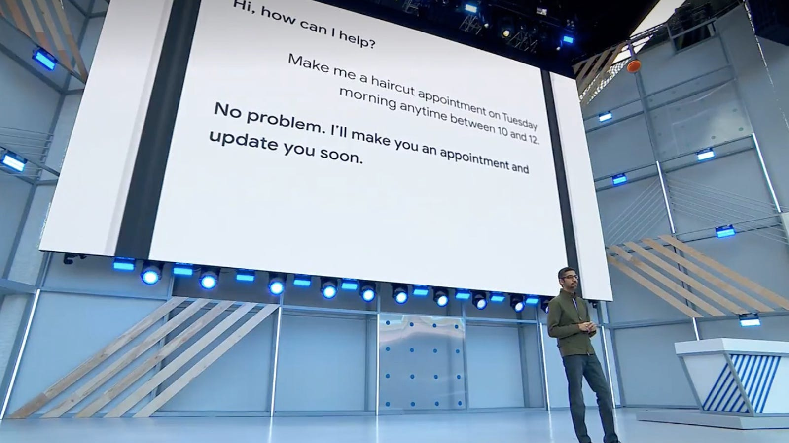 Uhh, Google Assistant Impersonating a Human on the Phone Is Scary as Hell to Me