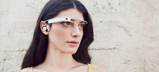 Illustration for article titled WSJ: Intel Will Supply the Guts For a New Version of Google Glass