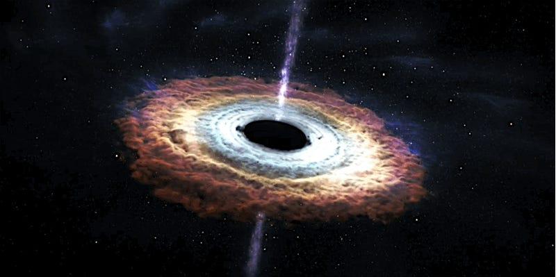 Logran probar la principal teoría de Stephen Hawking recreando un agujero negro en laboratorio