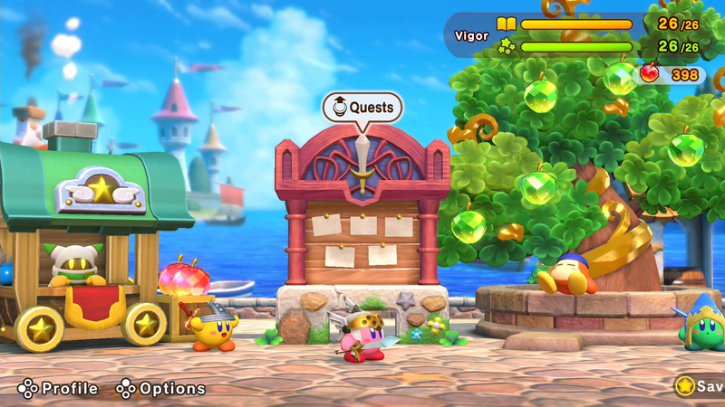 I Can't See Myself Enjoying the New Kirby Game Much Longer