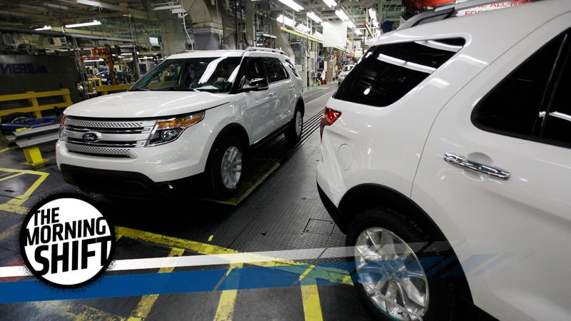 Illustration for article titled Now 1.33 Million Ford Explorers Are Under Investigation For Carbon Monoxide