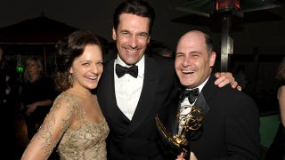 Illustration for article titled Matthew Weiner Identifies With Peggy, Wants Don's Car
