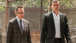 Illustration for article titled Person of Interest Lets Us See How Two A.I.s Suit Up for Battle