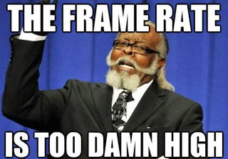Illustration for article titled Worth Reading: Rethinking Frame Rates, Shady Steam Codes, And More