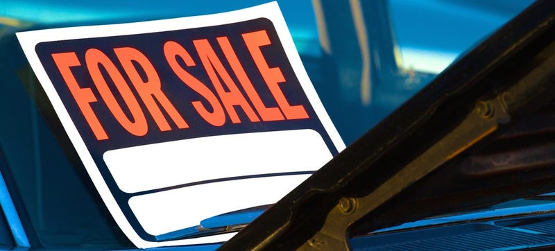 Making payments through private sale, when do I get the car?