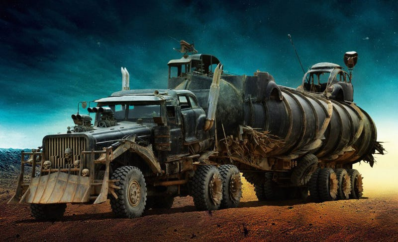War Rig from Mad Max: Fury Road