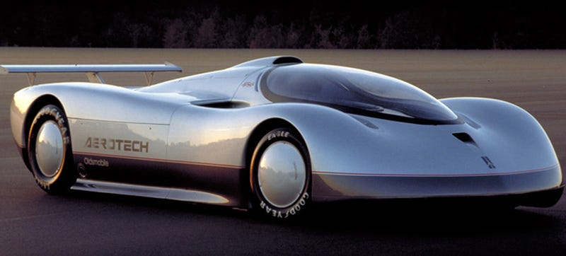 the 1987 oldsmobile aerotech was not your great grandson s oldsmobile