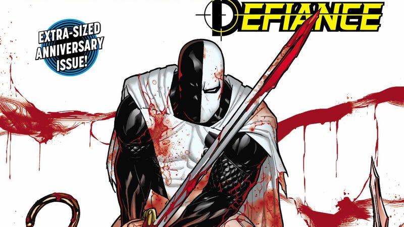 Image: DC Comics; cover by Ryan Sook