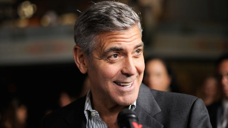 Illustration for article titled Nick Jonas Thinks George Clooney Will Be Our Next President