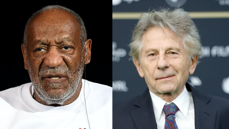 Illustration for article titled The Academy Has Kicked Out Bill Cosby and Roman Polanski