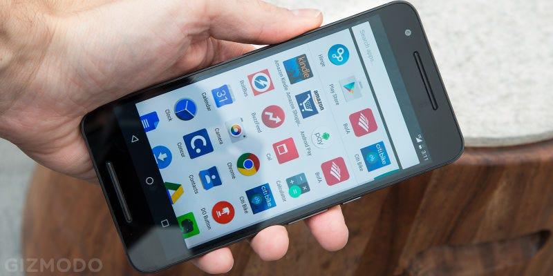 Esto es un Nexus 6P