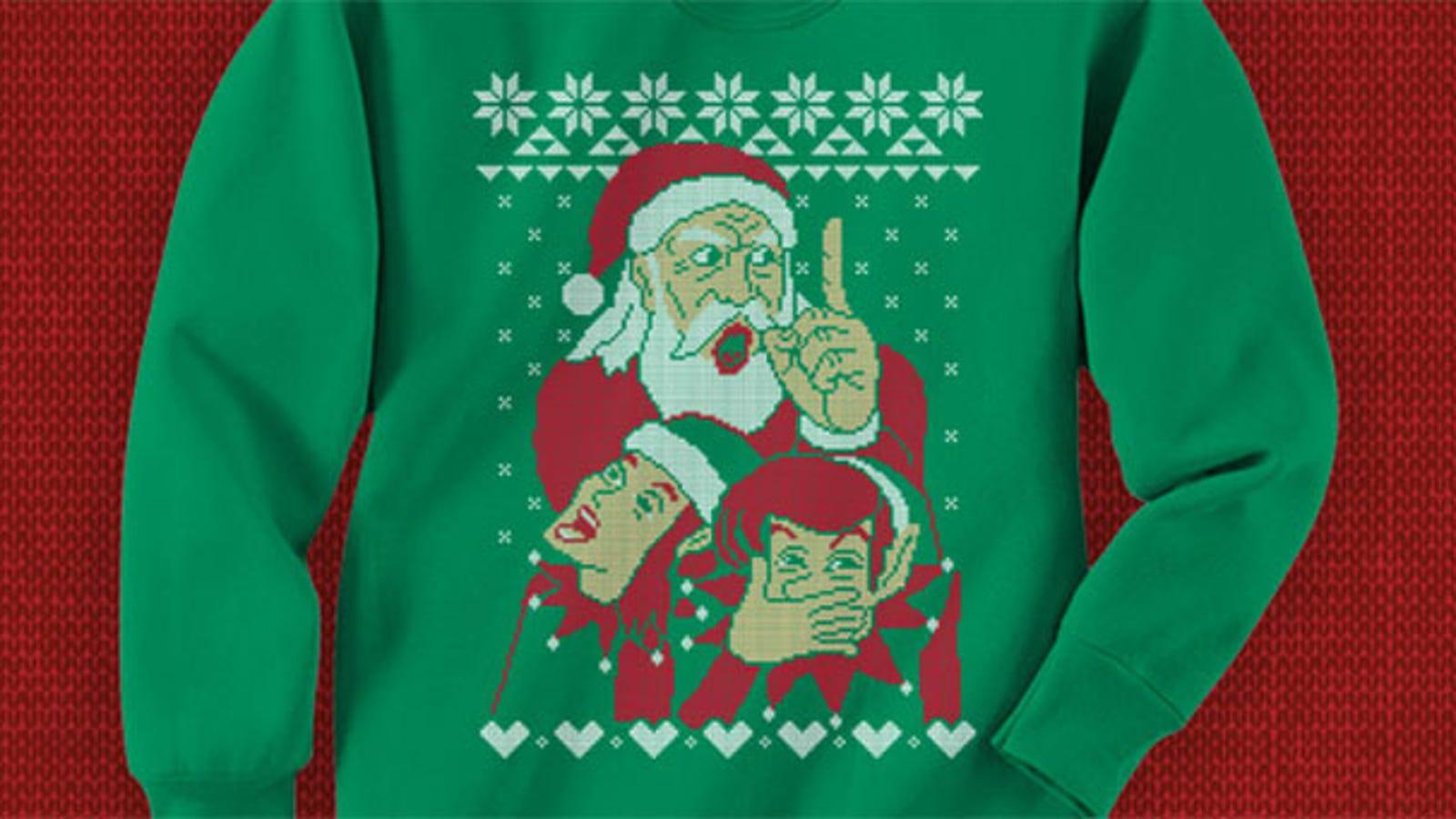 my boy a zelda christmas is a merry christmas - Legend Of Zelda Christmas Sweater