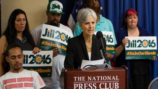 Jill Stein Drew Angerer/Getty Images