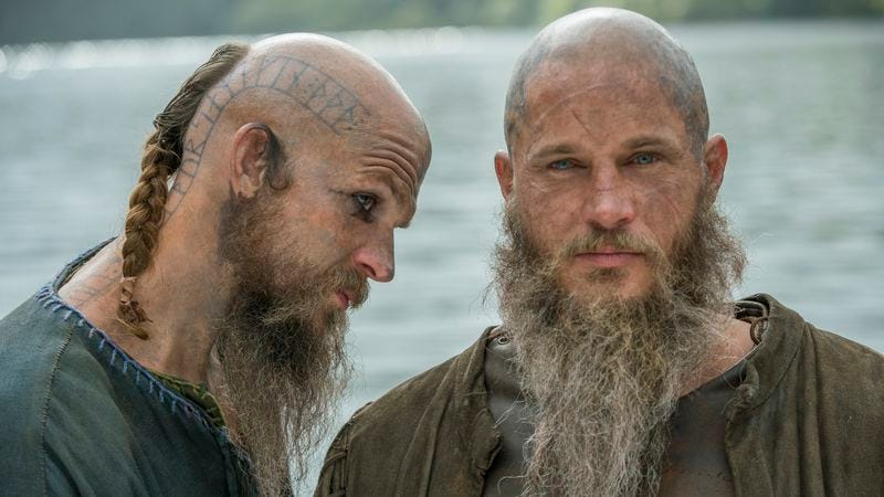 In its contemplative return,Vikings asks who wants to be king