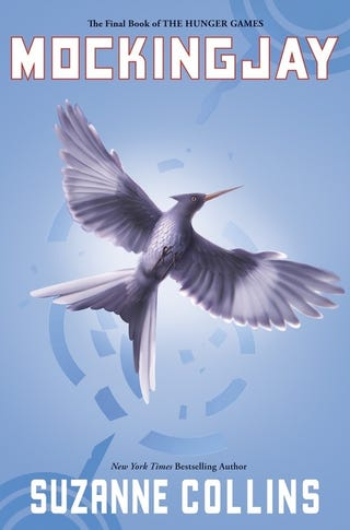 Illustration for article titled Enter our contest to get a free copy of Mockingjay and an iPod!