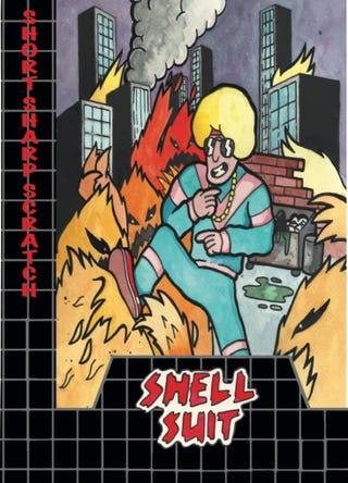 Illustration for article titled Alt-grunge to soul-funk: Jak Chantler of Short Sharp Scratch releases 'Shell Suit'