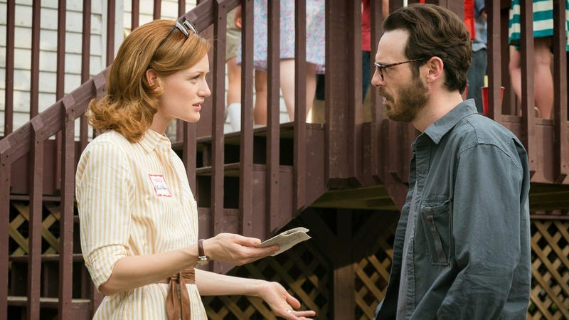 Kerry Bishé, Scoot McNairy (AMC)