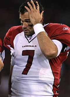 Illustration for article titled Matt Leinart Is Watching One Exciting Game