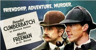 Illustration for article titled Check Out These Awesome Sherlock Victorian Posters