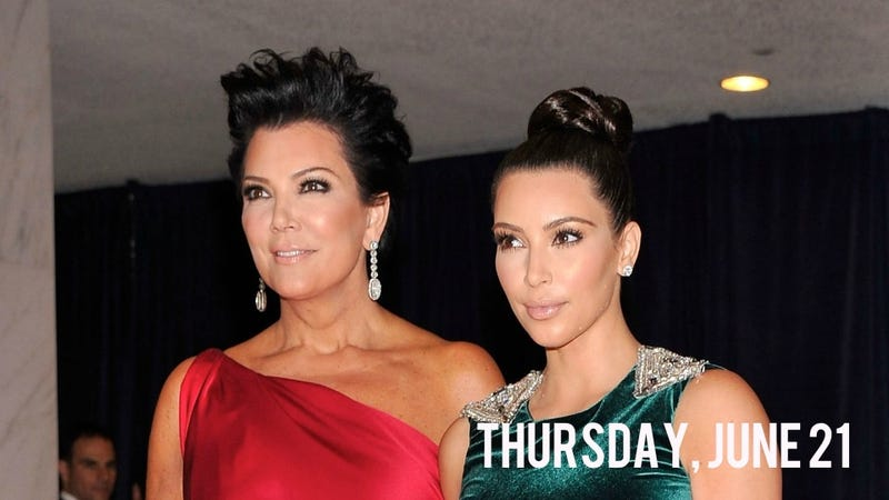 Illustration for article titled Kris Jenner Orchestrated Kim Kardashian And Ray J's Sex Tape, Sez Kris Humphries