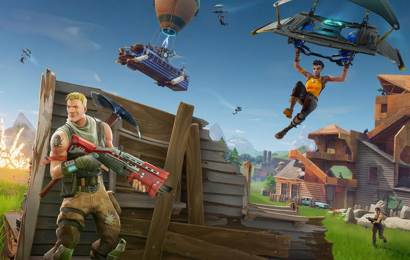 epic bans stretched screen resolutions from fortnite tournaments upsetting pros - xbox fortnite tournament