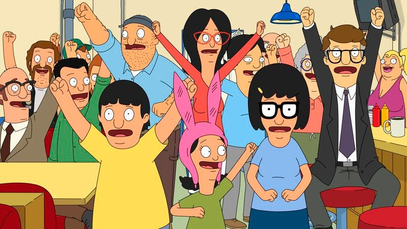 Illustration for article titled A Bob's Burgers season closes with a pair of lessons for Louise