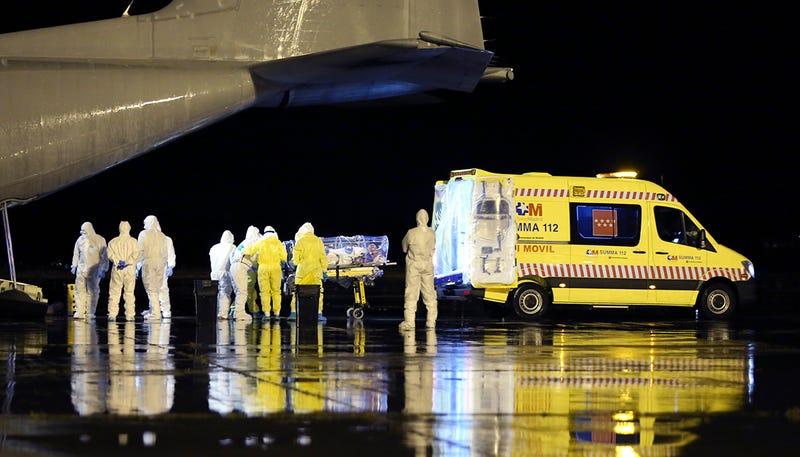 ¿Es preocupante el primer caso de contagio de ébola en Europa?