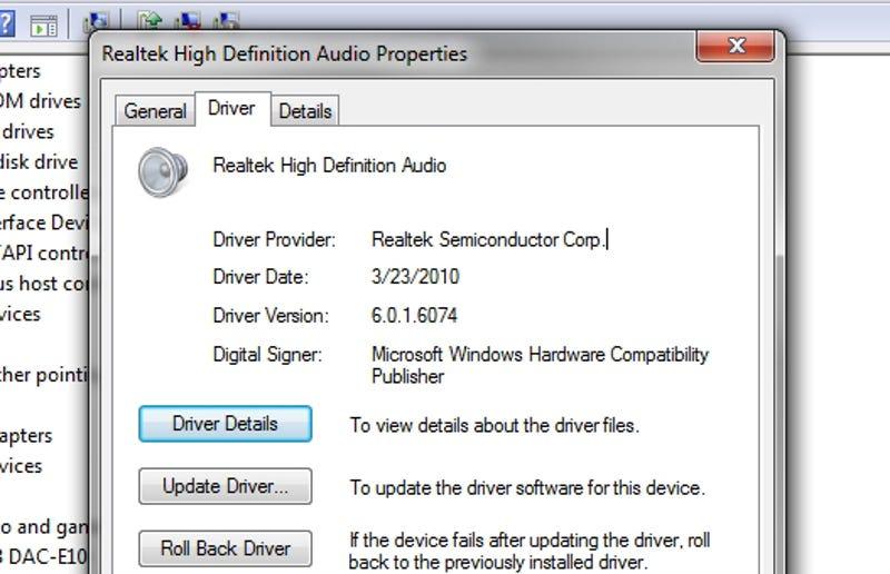 Update My Motherboard Drivers Windows 10